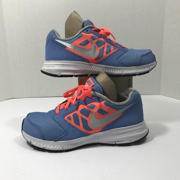 big sale 8b421 f5f23 Nike Girls Downshifter-6 Youth Size 4Y Gym Shoes. M 5a751dd3739d48d9f9e2a0ea